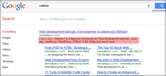 [SCHEMATICS_44OR]  Adding a Dynamic Meta Description to Your Wordpress Theme • RCNeil : RCNeil | Description.php |  | RCNeil